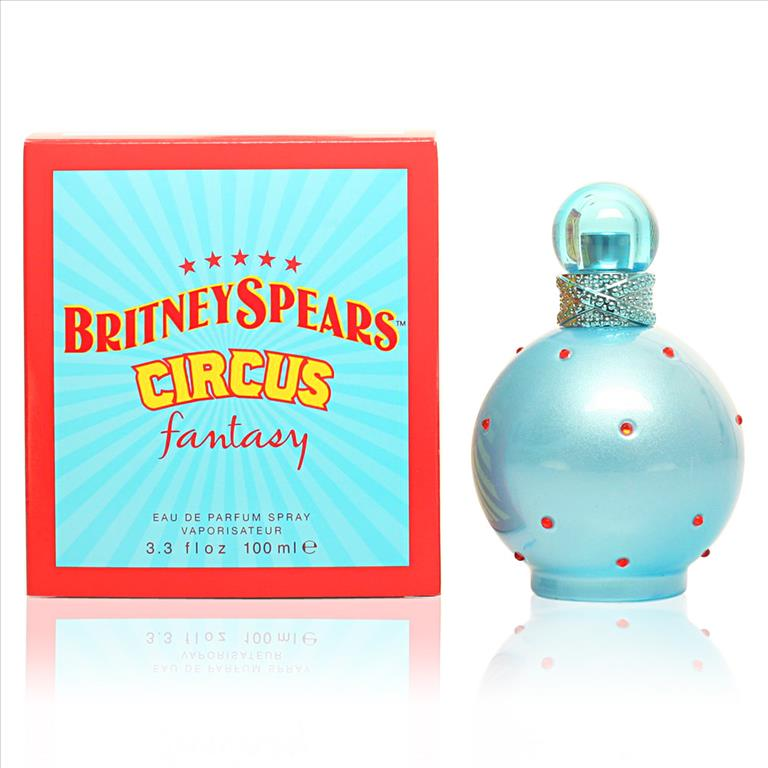 Britney Spears Circus Fantasy 100ml